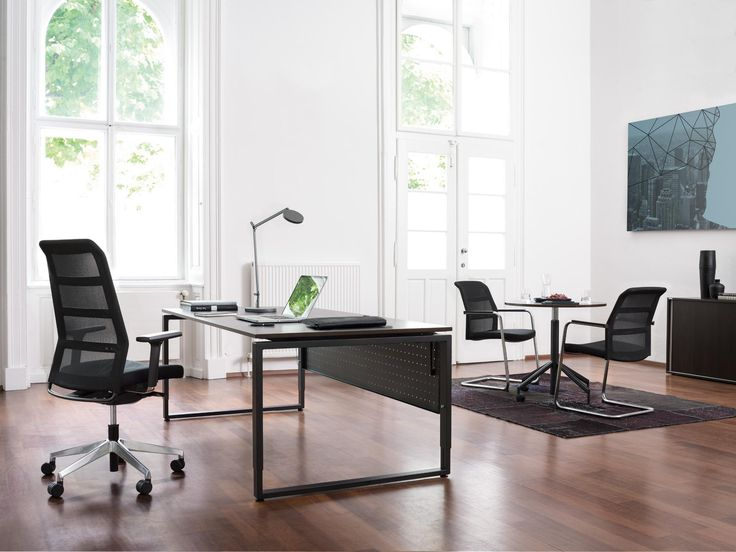 paro_2 chairs and pure table by Wiesner-Hager.