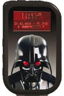 Star Wars MP3 player: Vader Mp3, Players Features, Darth Vader, Mp3 Players, Black Stars, War Darth, Stars War 1 Jpg 450 400, Freshupload Org Darth, War Mp3