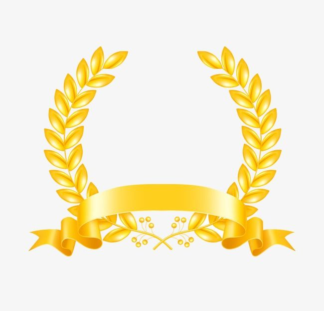 Gold Ribbon Ribbon Clipart Gold Ribbons Png And Vector With Transparent Background For Free Download Seni Bingkai Foto Binatang