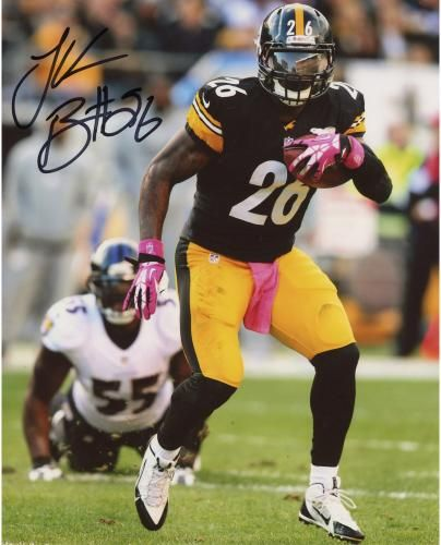 Le'Veon Bell Pittsburgh Steelers Autographed