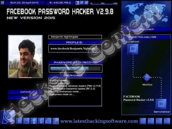 http://www.latesthackingsoftware.com/2014/11/facebook-password-hacker-online-free.html Facebook Password Hacker 2015 Free Download By Hacker's Content