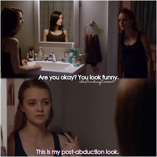 """#FindingCarter 2x01 """"Love the Way You Lie"""" Carter and Taylor"""