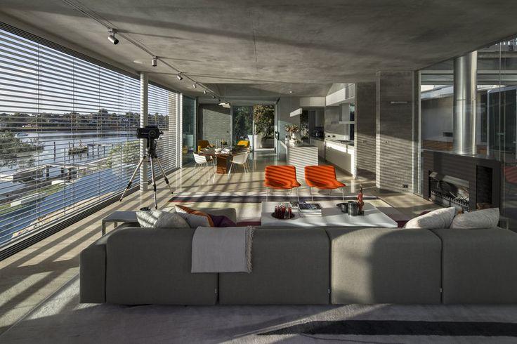 Gallery | Australian Interior Design Awards  2013 Residential Design | Shortlisted 設計手法:型隨機能、結構工藝 or 材質