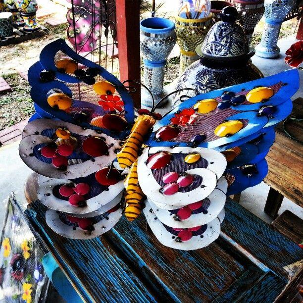 Garden Decor Houston: 17 Best Images About Mexican Garden On Pinterest