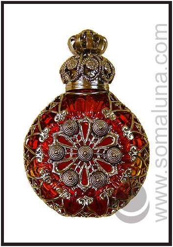 Antique Red Perfume Bottle#Repin By:Pinterest++ for iPad#