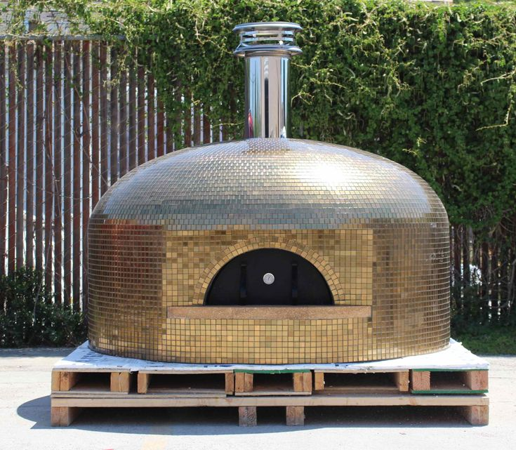 forno bravo offers commercial pizza ovens custom tiled to fit your - Commercial Pizza Oven