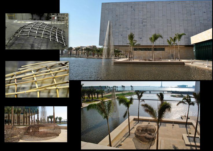 Cycle & Upstream King Abdula University Science and Technology. Abu Dhabi Rapid Concept Designs  Urban Art Projects