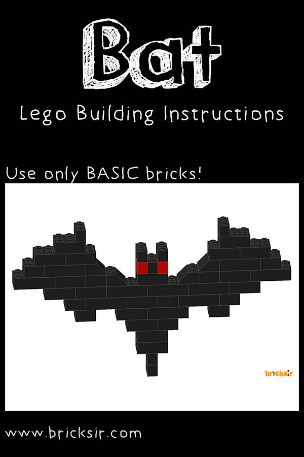 New Halloween LEGO Instructions from Bricksir App! We have Flying ...