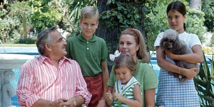 In Photos: Monaco's Royal Family Over The Years  - HarpersBAZAAR.com