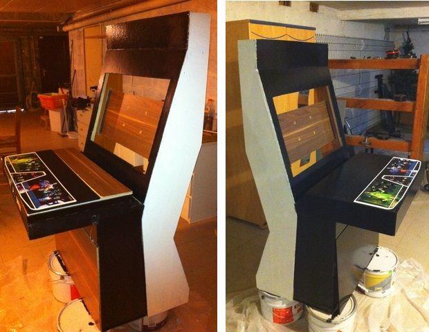 Berühmt Plus de 25 idées uniques dans la catégorie Borne d arcade sur  OX58