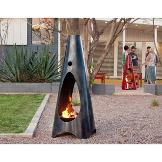 modfire tablefire natural steel outdoor outdoor u0026 patio category outdoor propane