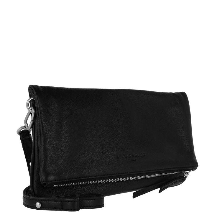 Handtasche, Liebeskind, Aloe Crossbody Bag Black