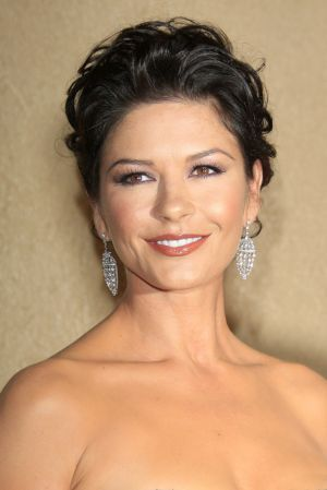 Catherine Zeta Jones Updo Hairstyle