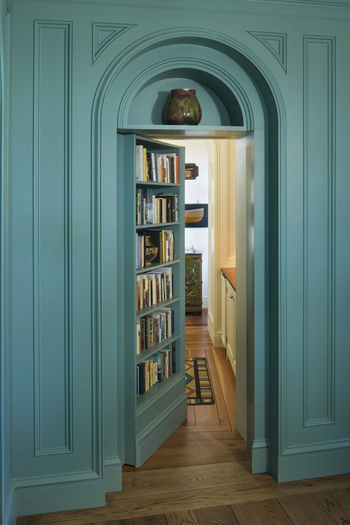 20 Modern and Cool Hidden Doors