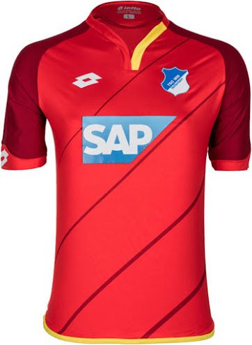TSG 1899 Hoffenheim 16-17 Away and Third Kits Released - Footy Headlines