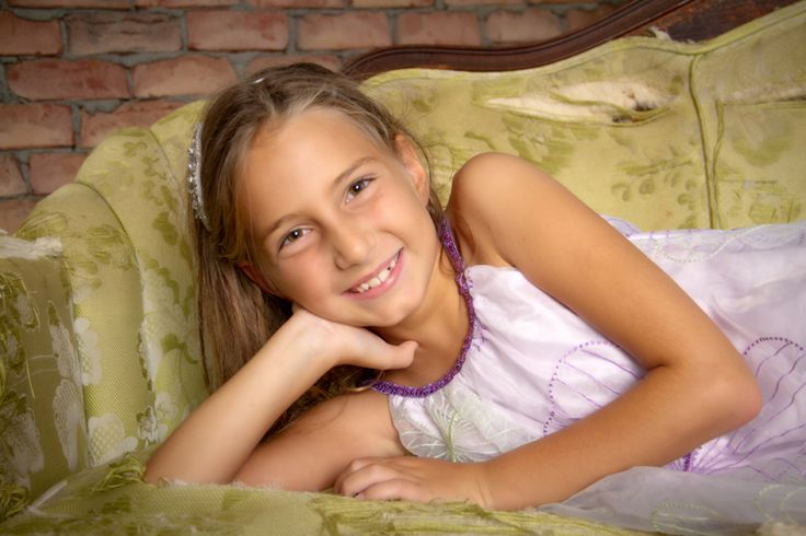 """Lil Cutie"" Portrait Creations Professional Teen Portrait Studio in Charlotte, NC."