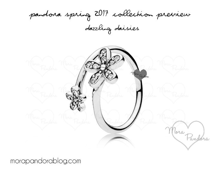 Today's post brings my long-overdue Pandora Spring 2017 jewellery preview, with HQ images of all the upcoming Spring rings, earrings and necklaces! There are some lovely florals and softer colours, but also some really fun brights, too; it's a bit more of a mix this season. This collection is due out very soon, on the16th …Read more...