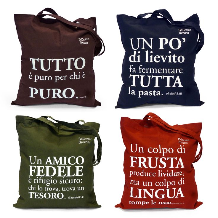 """Custom #shoppingbags created for the """"Divine beauty"""" #artexhibition at the Strozzi's palace. #bookshop #promotionalitems Discover more: http://blog.sadesign.it/la-bellezza-divina/"""