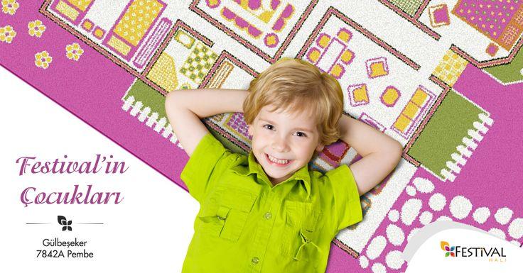 Çocuklarınızın dünyasına Gülbeşeker koleksiyonu ile adım atın. #carpet #collection