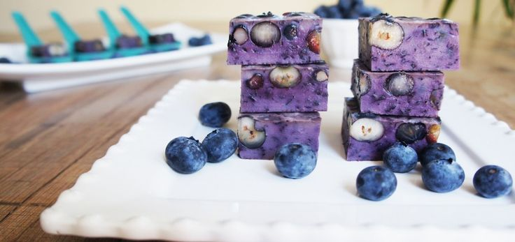 Blueberries & Cream Gummies | Living Loving Paleo