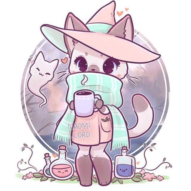 Cute Cat 3 Dibujos Kawaii Chibi Dibujos Dibujos Kawaii Tiernos