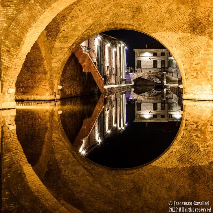 Comacchio, Ferrara - Italy Emilia Romagna