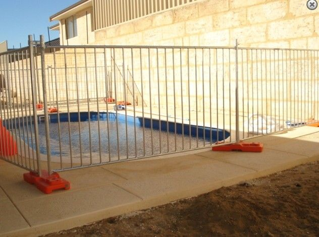 Our temporary pool fence is specifically designed to prevent children from accessing a pool or spa when filled with water. Itcomplies with Australian Standard A.S. 1926.1-2007 – Swimming Pool Safety – Safety Barriers for Swimming Pools. http://www.chinaimportedfencing.com/temporarypoolfence-212.html