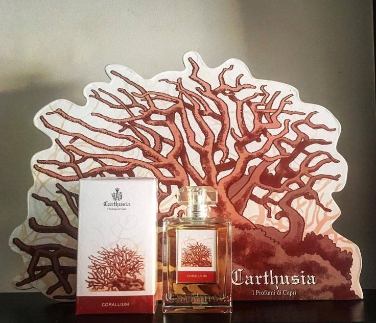 #carthusia #capri #nicheperfumes  #Corallium is a shared / unisex perfume by Carthusia. #fragrance notes Top Notes Bergamot, Tangerine, Fragrant woods, Aromatic herbs, Flowers, Sea notes Heart Notes Myrrh, Bay leaves, Sage Base notes Patchouli, Cedar, Musk, Sedum #rosinaperfumery #giannitsopoulou6 #glyfada #athens #greece #shoppingonline : www.rosinaperfumery.com
