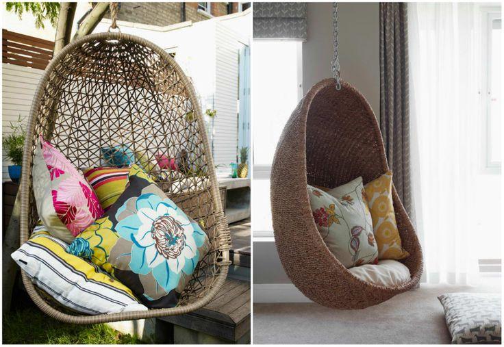 Westwing: Подвесные кресла в интерьере