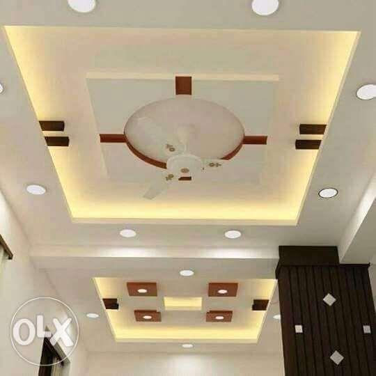car porch ceiling design - Google Search | Simple false ...