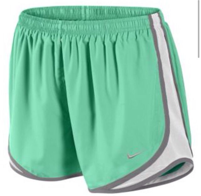 athletic shorts.