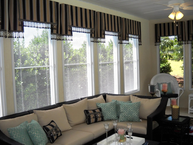 155 Best Window Treatments Images On Pinterest | Window Coverings, Curtains  And Window Cornices Part 60