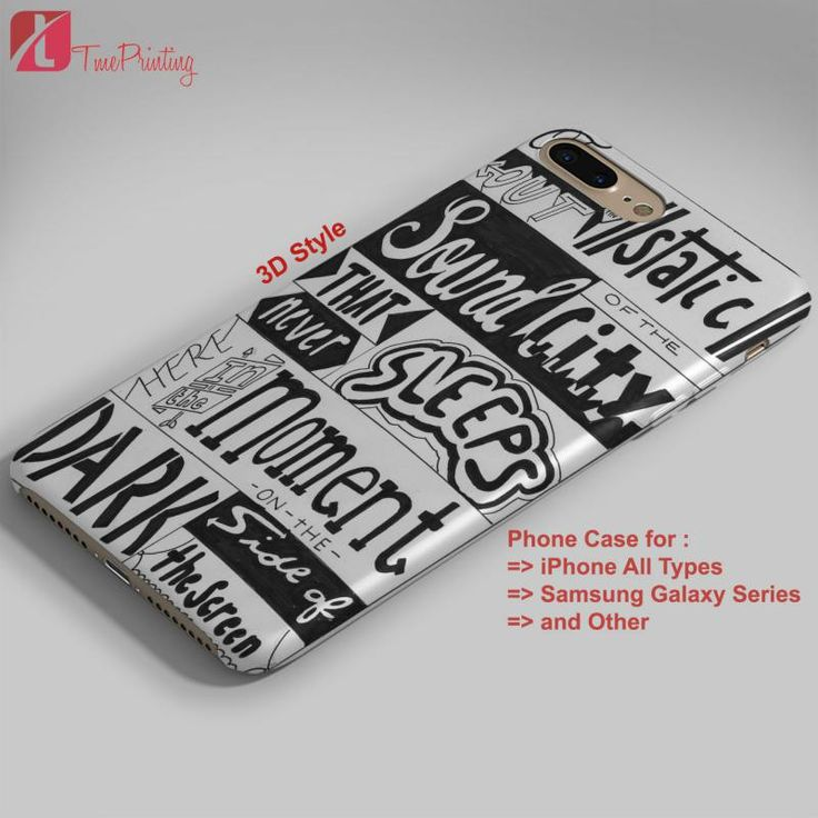 My favorite 5SOS Song 5 Seconds of Summer - Personalized iPhone 7 Case, iPhone 6/6S Plus, 5 5S SE, 7S Plus, Samsung Galaxy S5 S6 S7 S8 Case, and Other