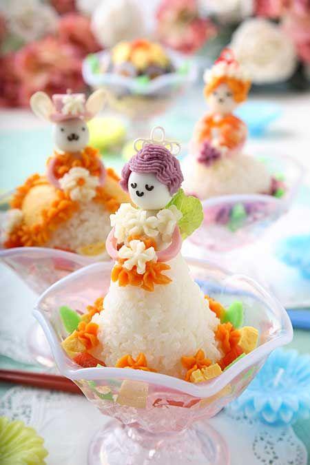 dance party chirashi sushi