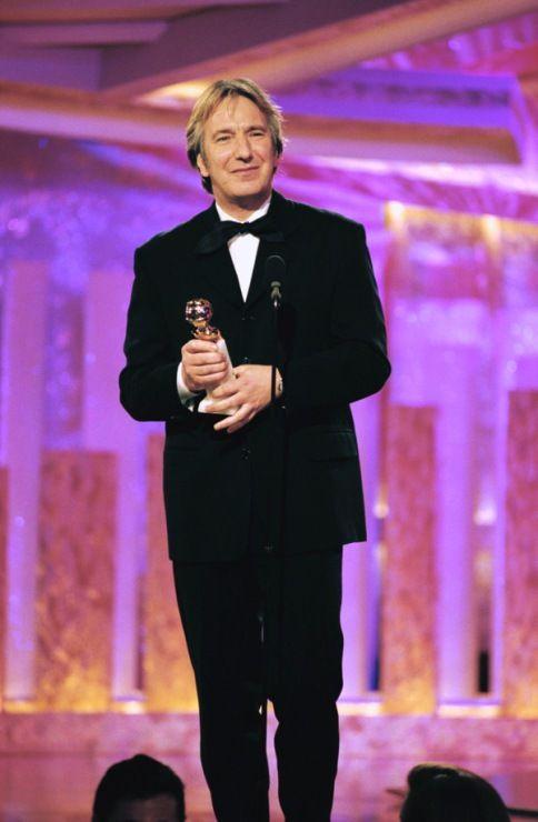 "AR won Golden Globe Award for ""Best Actor in a Miniseries or Television Film""- for ""Rasputin: Dark Servant of Destiny"" 1997"