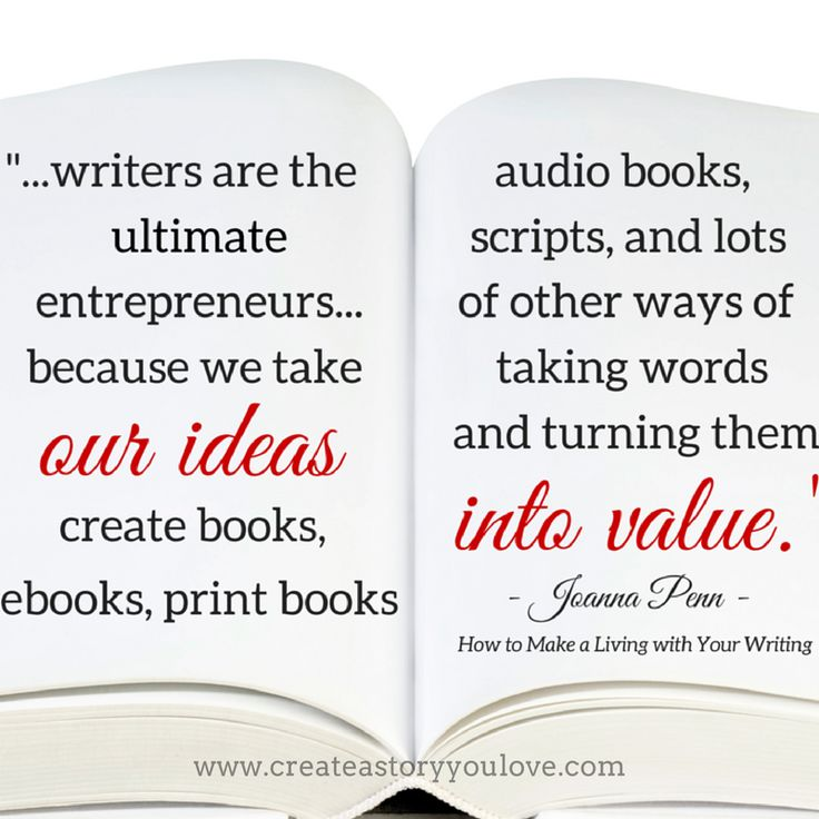 Book Review: How to Make a Living with Your Writing by Joanna Penn #makealivingwriting #makemoneywriting #createastoryyoulove