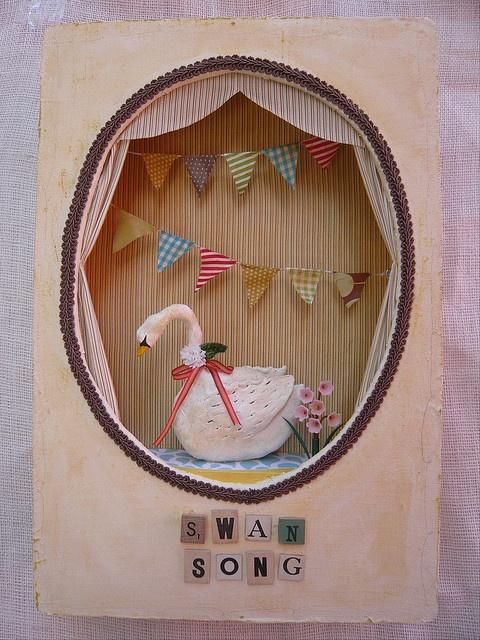 beautiful swan song