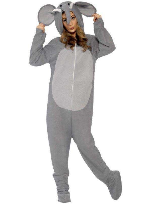 Olifant kostuum voor vrouwen