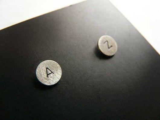 kolczyki na sztyfcie od A do Z
