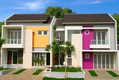 desain rumah modern minimalis