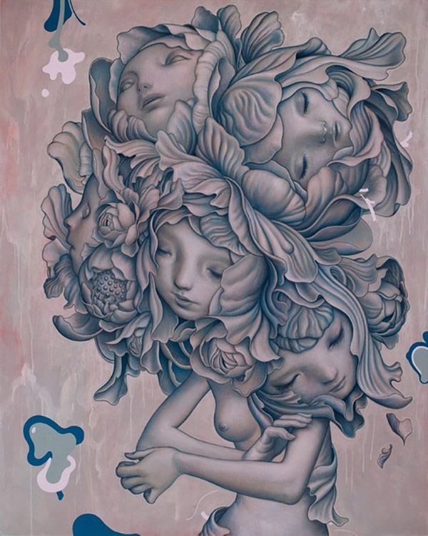 Illustration by James Jean