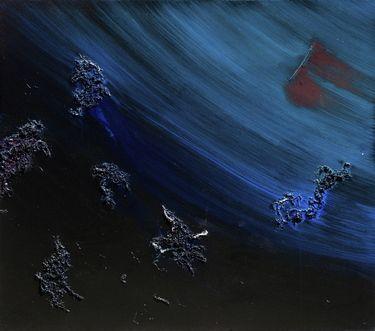 "Saatchi Art Artist Olivier Dubois-Cherrier; Painting, ""The world will survive us 10"" #art"