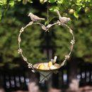 hanging heart bird dish by dibor   notonthehighstreet.com  £19 - for mum? For me?