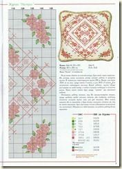 3 -    ༻❁༺ ❤️ ༻❁༺ Almofadas em  Ponto Cruz com Flores -  /     ༻❁༺ ❤️ ༻❁༺ Cushions Pad into Cross Stitch Chart  with Flower -