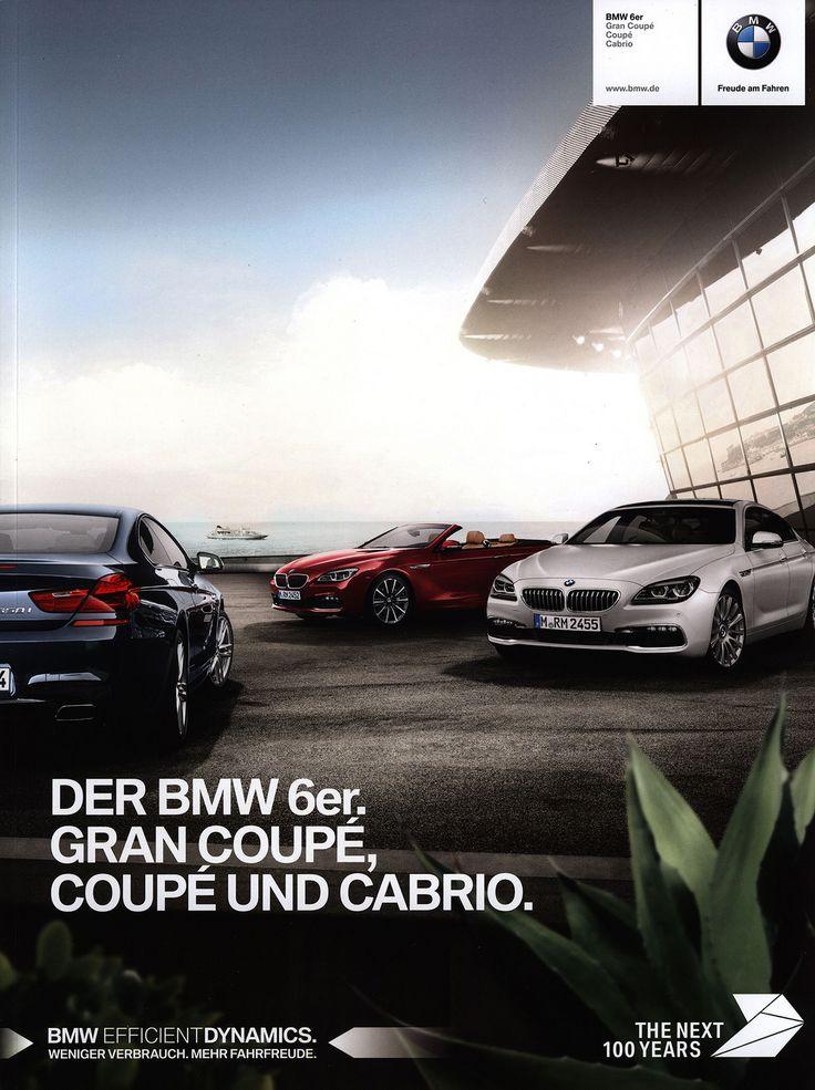 https://flic.kr/p/NUeSLE   BMW 6er. Gran Coupé, Coupé und Cabrio. 2016_1