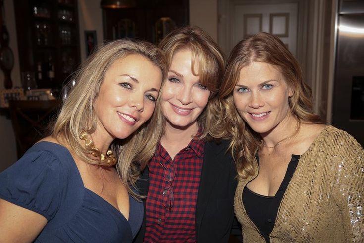 Christie Clark, Deidre Hall & Ali Sweeney 2014. Compliments of Deidre Hall