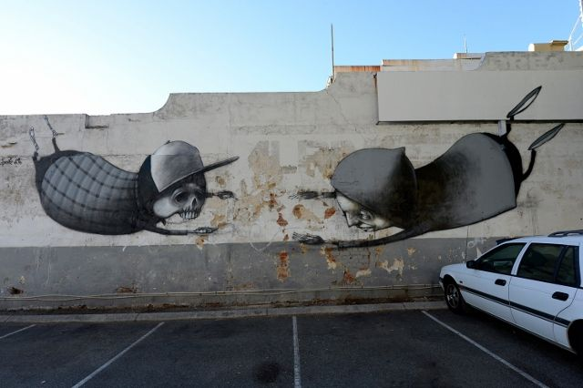 The Equilibrium, Murray Street, Perth, 2014, by Stormie Mills