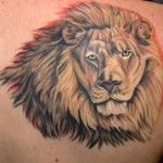 lion tattoos for men | Remarkable Lion Tattoo Designs For Men