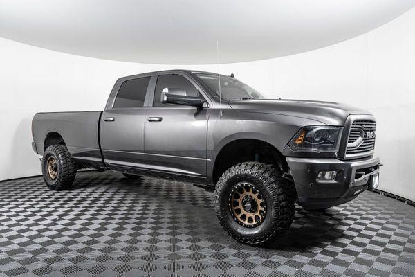 Used 2018 Dodge Ram 2500 Laramie 4x4 Diesel Truck For Sale Northwest Motorsport Diesel Trucks For Sale Dodge Ram 2500 Diesel Trucks