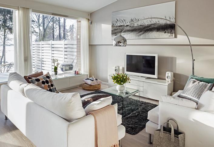 Nice and comfy livingroom-Koti ja keittiö